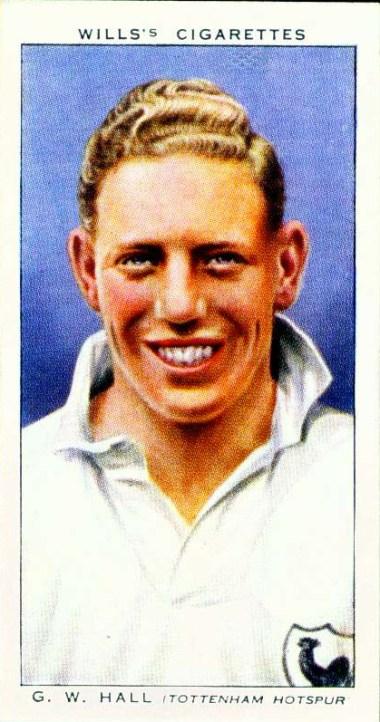 George Hall, Tottenham 1939