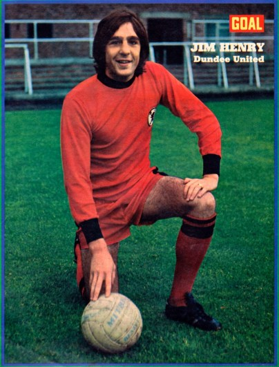 Jim Henry, Dundee United 1970