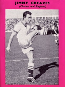 Jimmy Greaves, Chelsea 1960