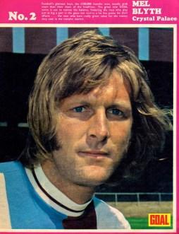 Mel Blyth, Crystal Palace 1971