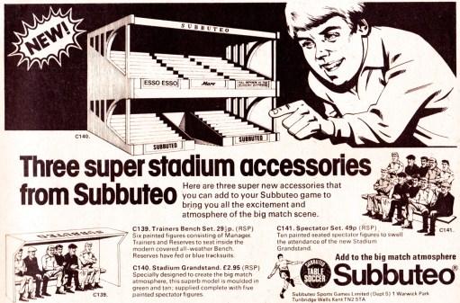 Subbuteo 1977