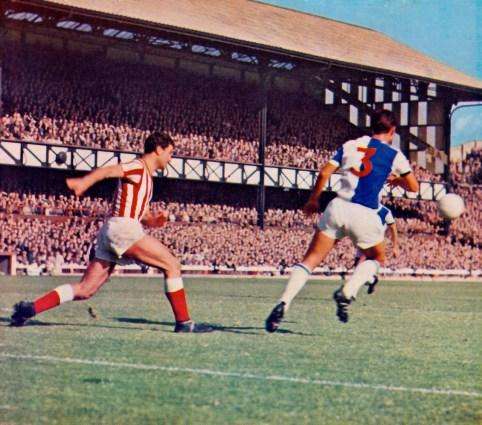Sunderland v Blackburn Rovers, 1965