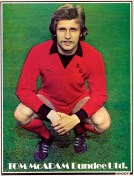 Tom McAdam, Dundee United 1977