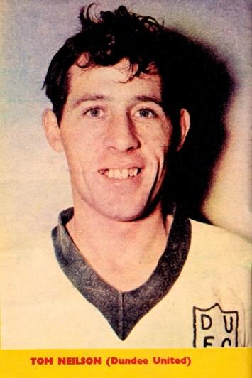 Tom Neilson, Dundee United 1966