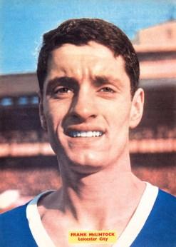Frank McLintock, Leicester City 1961
