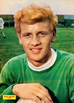 Gary Sprake, Leeds United 1967