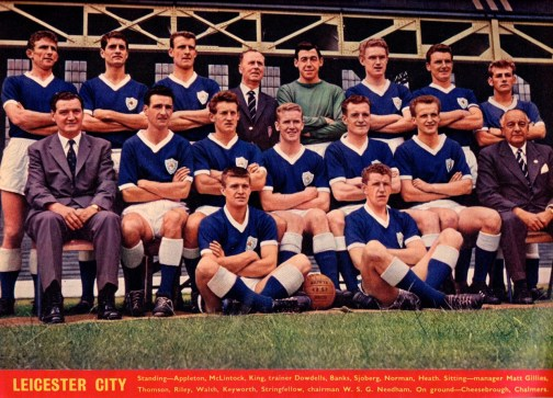 Leicester City 1963