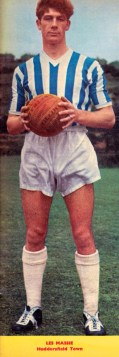 Les Massie, Huddersfield Town 1962-2
