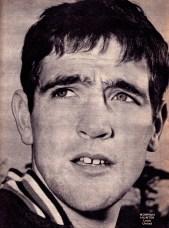Norman Hunter, Leeds United 1967