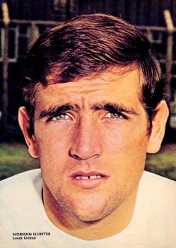 Norman Hunter, Leeds United 1968