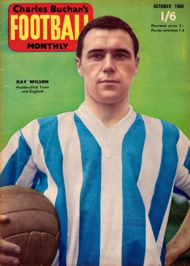 Ray Wilson, Huddersfield Town 1960