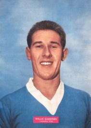 Willie Gardiner, Leicester City 1958