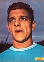 Alex Harley, Man City 1963