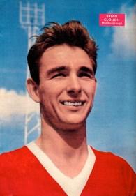 Brian Clough, Middlesbrough 1958