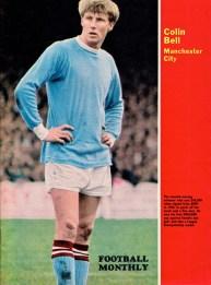 Colin Bell, Man City 1969