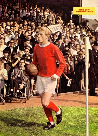 Denis Law, Man United 1966-2