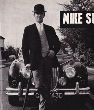 Mike Summerbee, Man City 1968