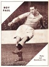 Roy Paul, Man City 1951