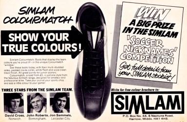 Simlam 1973-2
