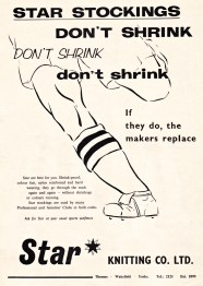 Star Stockings 1958