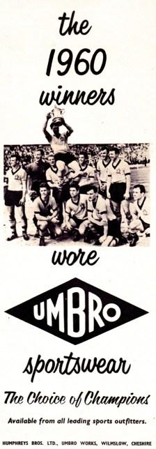Umbro 1960-5