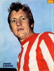 Jimmy Gabriel, Southampton 1971