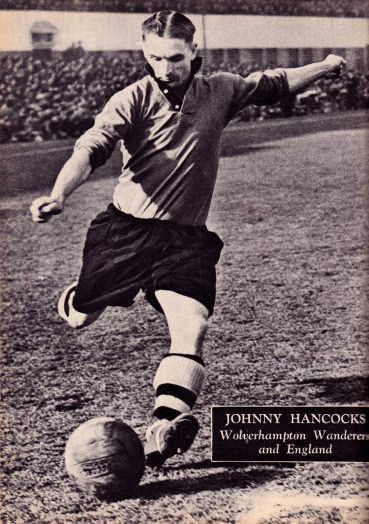 Johnny Hancocks, Wolves 1951