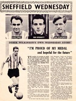 Spotlight On Sheffield Wednesday 1959-2