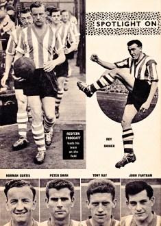 Spotlight On Sheffield Wednesday 1959