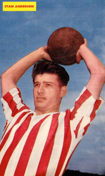 Stan Anderson, Sunderland 1960