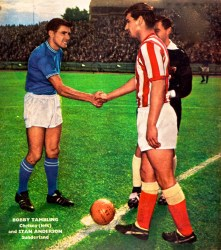 Stan Anderson, Sunderland 1963-2