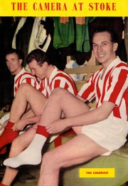 Stoke City 1958