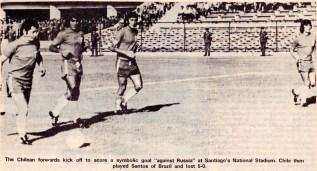 Chile v Russia, 1973
