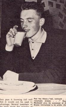 Paul Van Himst 1961