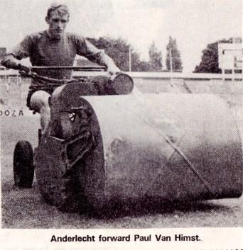 Paul Van Himst, Anderlecht 1972