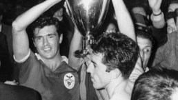 Benfica v Barcelona, European Cup Final 1961