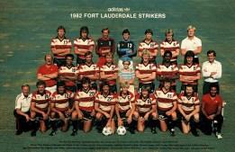 Fort Lauderdale Strikers 1982