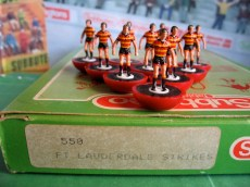Fort Lauderdale Strikers, Subbuteo