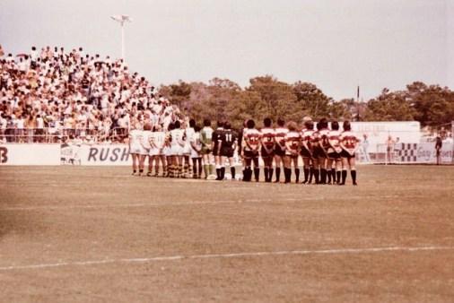 Fort Lauderdale Strikers v Tampa Bay Rowdies 1978