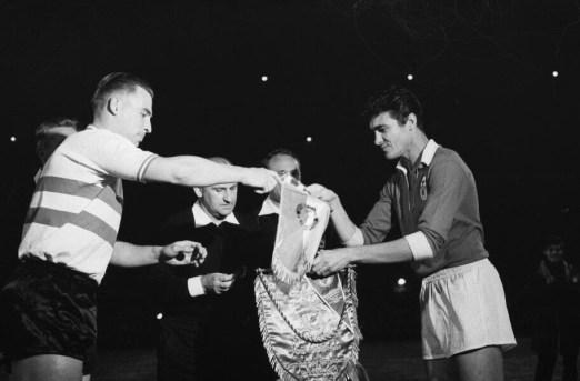 Jose Aguas, Benfica v Feyenoord 1963