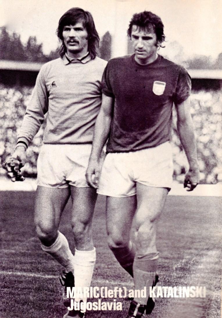Maric and Katalinski, Yugoslavia 1974