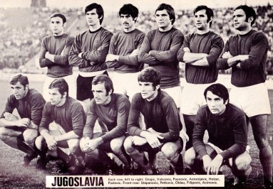 Yugoslavia 1970