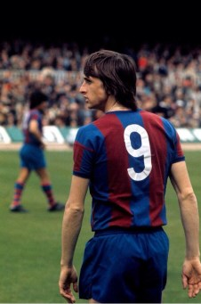 Cruyff return, Barcelona 1980