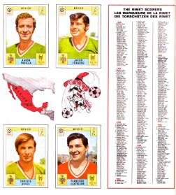 World Cup 70 Mexico 3