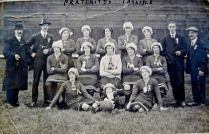1917 - Pratchitts Team