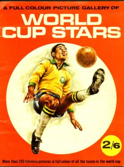 World Cup 1966 FKS Album