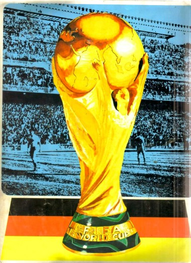 World Cup 1978 FKS Album: back cover