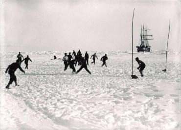 1914 - Arctic football