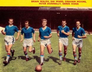 Cardiff City 1961