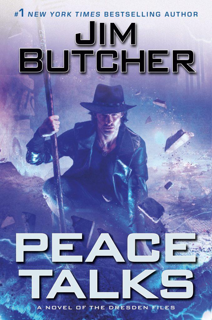 Jim Butcher Peace Talks